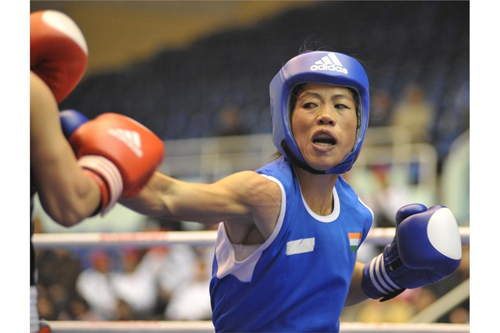 Mary Kom Wants To Represent Jharkhand In National Games