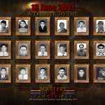 18 June 2001 uprising Martyrs: A tribute by Mahesh Konsam
