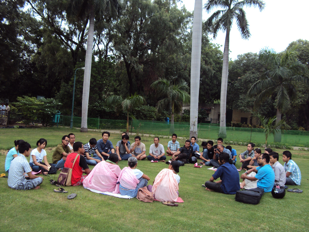 MSAD held discussion programme for July 2004 Kangla protest