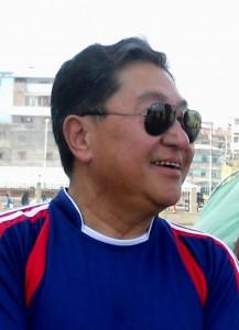 Nagaland DGP K Kire, IPS (NEPS Photo)