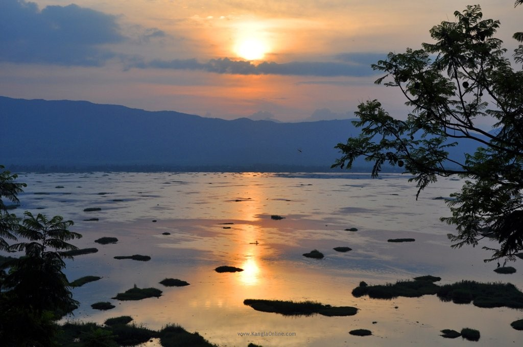 Loktak Lake - Manipur : From our archives: Photo By Amrit Koijam