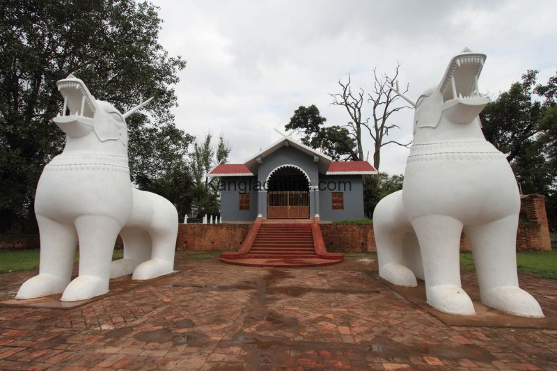 Kangla Sha Manipur - The Sacred Place