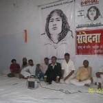 Kanpur –  Srinagar to Imphal Jan Karawan 6