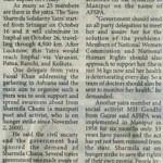 Lucknow –  Srinagar to Imphal Jan Karawan 11