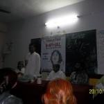 Lucknow –  Srinagar to Imphal Jan Karawan 16