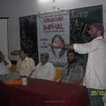 Lucknow –  Srinagar to Imphal Jan Karawan 8