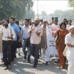 Save Sharmila jan Karvan in Aligarh on 20-10-2011 (4)