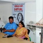 Save Sharmila jan Karvan in Aligarh on 20-10-2011 (7)