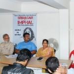Save Sharmila jan Karvan in Aligarh on 20-10-2011 (8)