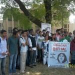Srinagar to Imphal Save Sharmila Jan Karwan