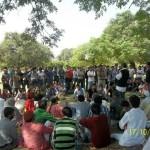 Save Sharmila Jan Karwan  Jammu