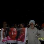 Save Sharmila Jan Karwan  – Ludhiana -II