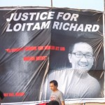 Justice for Richard Loitam, Protest Rally Held at Chennai  6