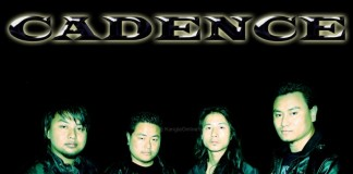 Sede Yiese (left), Bassist, Khrielezo Keretsu (2nd left), Drummer, Zhazo Sorhie (2nd right), Guitarist and Ato Nienu (right), Vocalist.