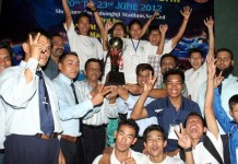 Manipur Champion In 3rd National Vovinam Championship