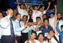 Manipur Champion In 3rd National Vovinam Championship