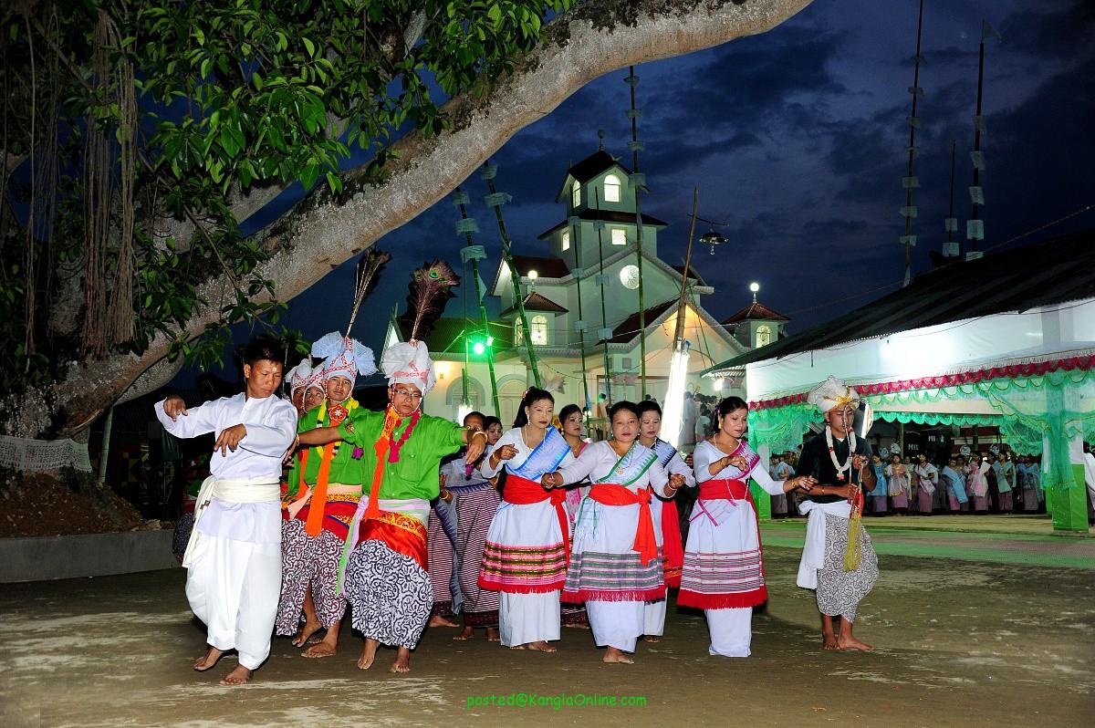 Festival Of the Gods - Lai Harouba