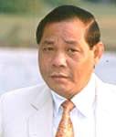 P A Sangma - former Indian Lok Sabha Speaker