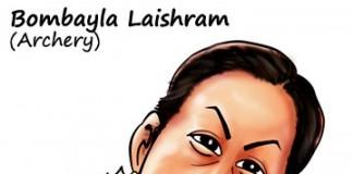 Laishram Bombayla Devi - Indian Olympian - Manipur