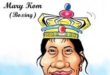 MC Mary Kom - Women Boxing - London Olympics