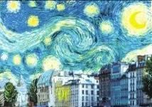 Midnight in Paris: Simply magical