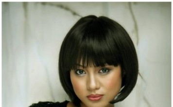 Miss Manipur Sangreela Maisnam - 2011 by Chetan Yumnam