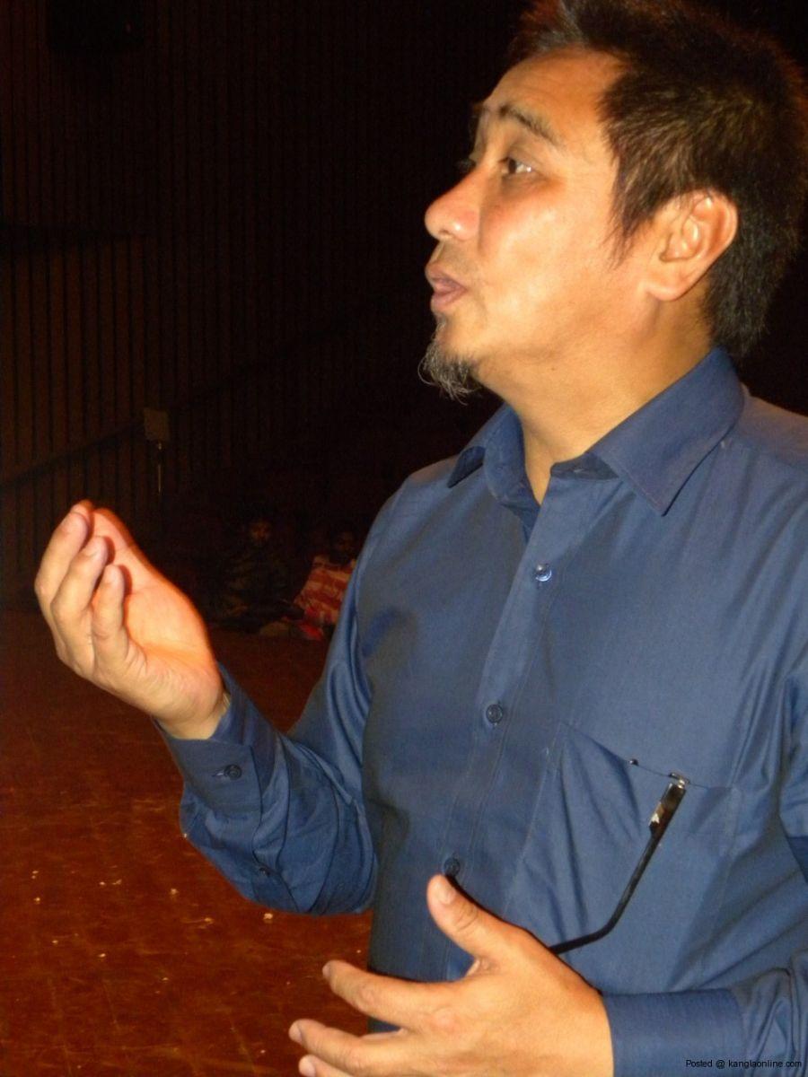 Ningthouja Lancha on Manipuri Film Industry