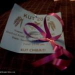 1. KUT 2012 London Badge
