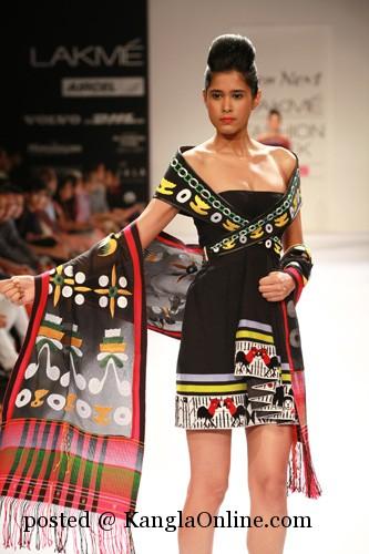 Asa Kazingmei creations at Lakme Fashion Week (8)