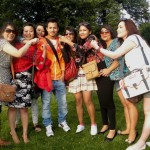 Devendro and his fans