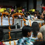 MSAD-Mary Kom and Laishram Devendro Singh at New Delhi