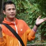 MSAD Felicitated Manipur Olympians - Laishram Devendro Singh