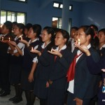 Peace Club of DBCMaram 2012 (2)