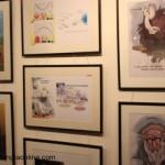 Cartoon Exhibits