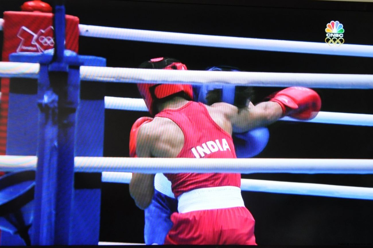 Laishram Devendro Singh ( IND) vs Purevdorj of Mongolia (MGL) boxing bout final results