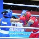 Chungneijang Mery Kom Hmangte (India) vs Karolina Michalczuk (Poland)