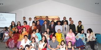 North American Manipur Association 21st Annual Convention Report - Group Photo