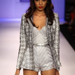 A model on the ramp showcase designer Sailex Ngairangbams creations at LFW (24)