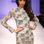 A model on the ramp showcase designer Sailex Ngairangbams creations at LFW (8)