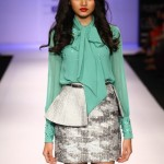 A model on the ramp showcase designer Sailex Ngairangbams creations at LFW (17)