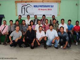 The Manipur Amateur Photo Club, MAPC observed the World Photography Day today at the Manipur Press Club bringing together the photography community of Manipur including journalists and film makers.