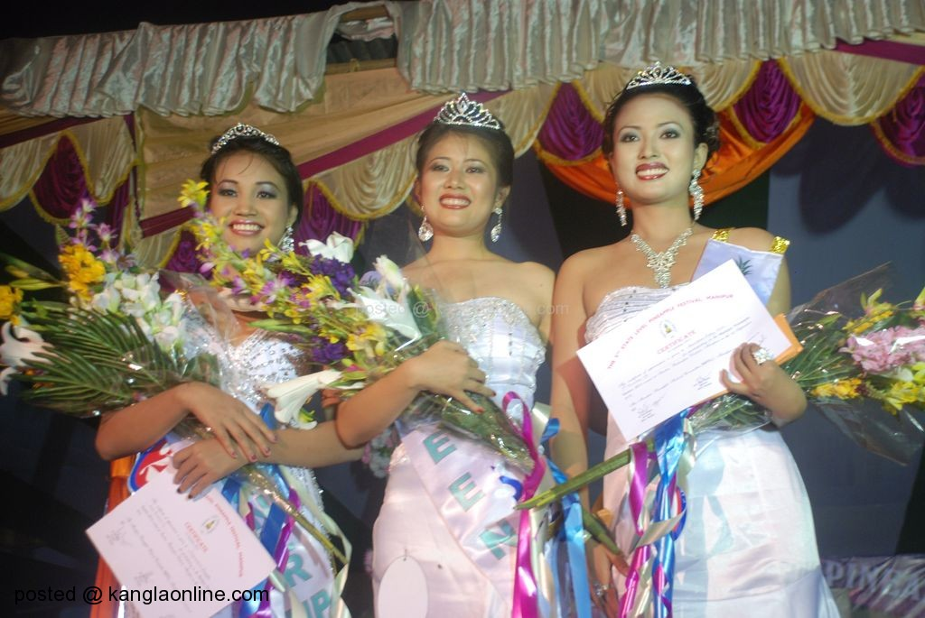 Miss Pineapple Queen Manipur: Pushparani, Pinki, Chongloi Crowned (1)