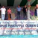 Manipur Pineapple Queen Jurry members