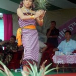 Cultural Programme at Miss MAnipur Pineapple Queen 2012