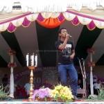 Churachandpur based singer Ringo Golmei