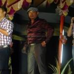 Actor Denny, Singer and Actor Hamom Sadananda, and Actor Gogul