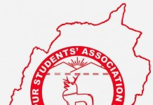 Manipur Students Association Delhi Apunbana Yaiphare (Unity is Victory) Manipur Students' Association Delhi (Estd. 1971)