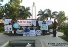 Say No to Coal in Manipur