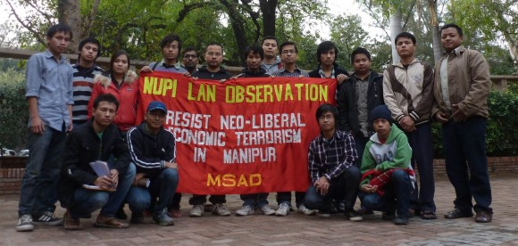 Nupi Lan-Women's War of Manipur