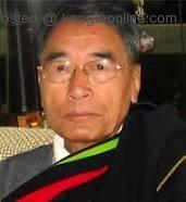 Dr Shurhozelie, President, Naga People's front (NPF)